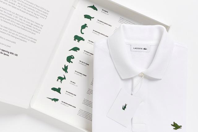 Lascote và những chiếc áo không cá sấu - Ảnh 2.