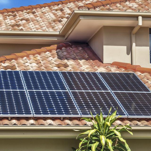 Lắp đặt điện mặt trời áp mái: được hỗ trợ 15% chi phí - Ảnh 2.