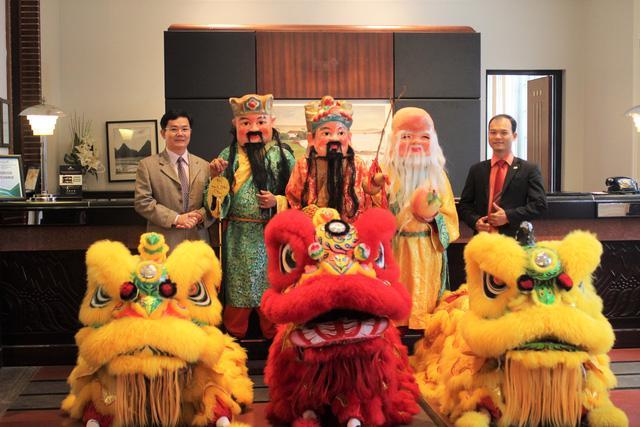 Phong vị Tết cổ truyền tại các khu nghỉ dưỡng khắp Đông Nam Á - Ảnh 6.