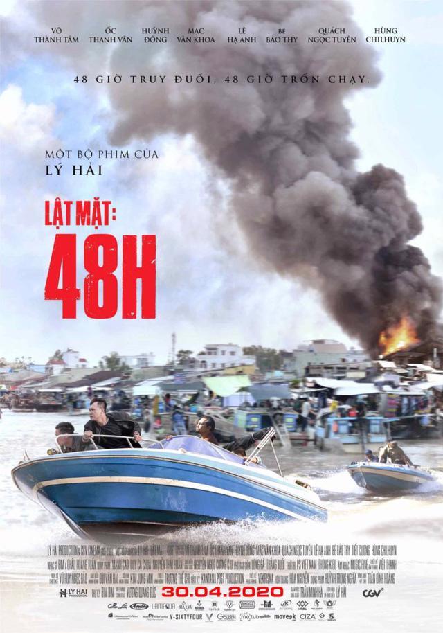 Phim Việt chiếu rạp dịp Tết Nguyên đán: 4 cái tên nổi bật - Ảnh 2.