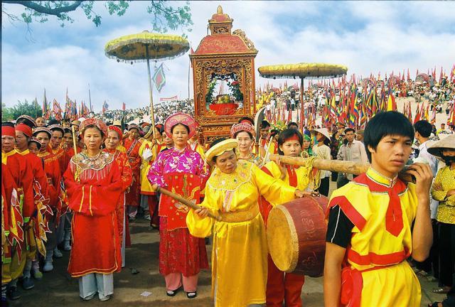 Lễ hội mùa thu Côn Sơn - Kiếp Bạc sắp bắt đầu - Ảnh 1.