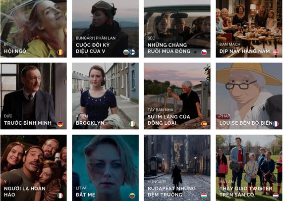 Liên hoan phim châu Âu tại Việt Nam: 13 bộ phim được công chiếu - Ảnh 1.