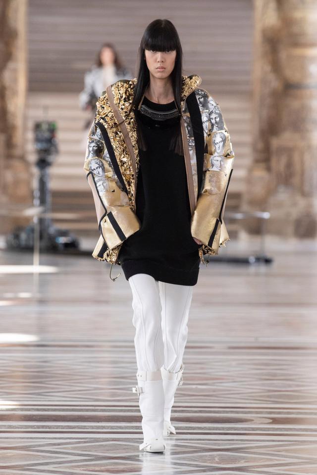 BST Thu Đông 2021 của Louis Vuitton: thành công của Nicolas Ghesquière - Ảnh 3.