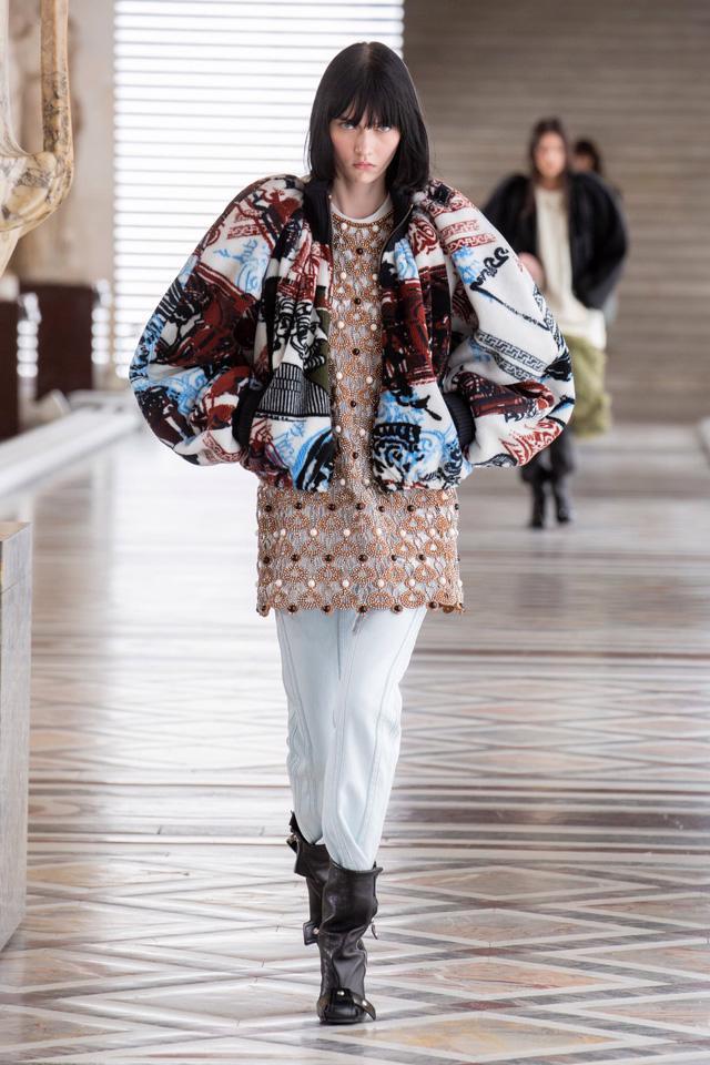 BST Thu Đông 2021 của Louis Vuitton: thành công của Nicolas Ghesquière - Ảnh 6.