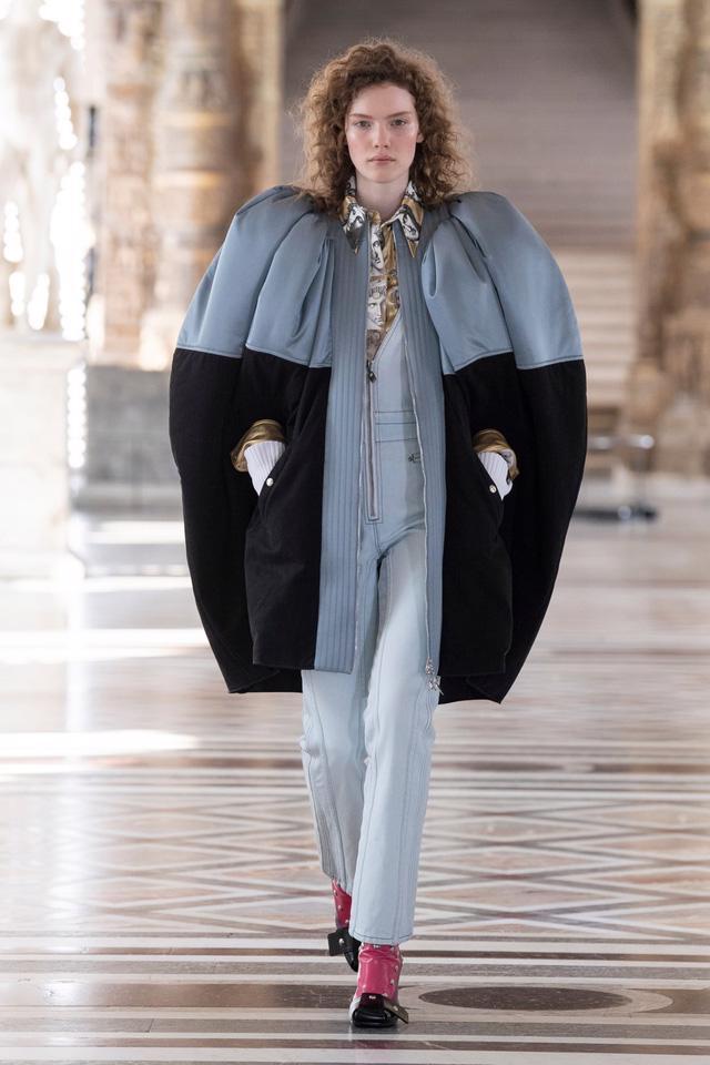 BST Thu Đông 2021 của Louis Vuitton: thành công của Nicolas Ghesquière - Ảnh 7.