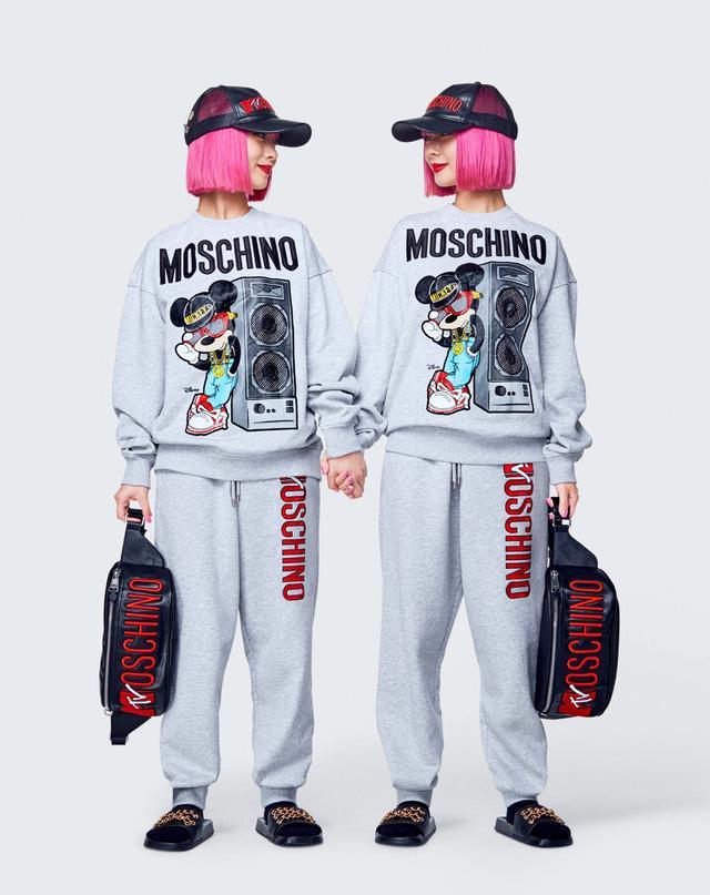 Khi H&M bắt tay Moschino: một BST sống động và vui tươi - Ảnh 9.