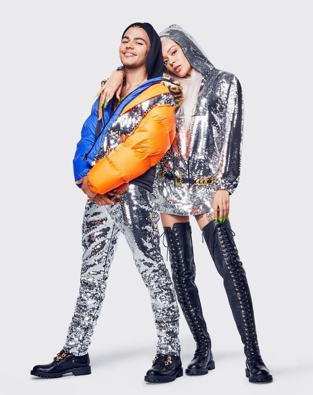 Khi H&M bắt tay Moschino: một BST sống động và vui tươi - Ảnh 2.