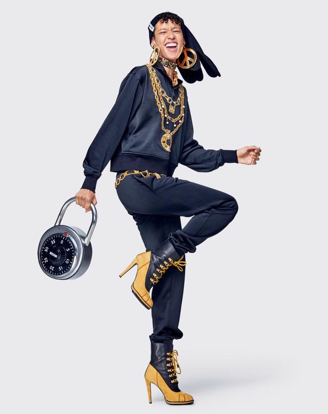 Khi H&M bắt tay Moschino: một BST sống động và vui tươi - Ảnh 12.