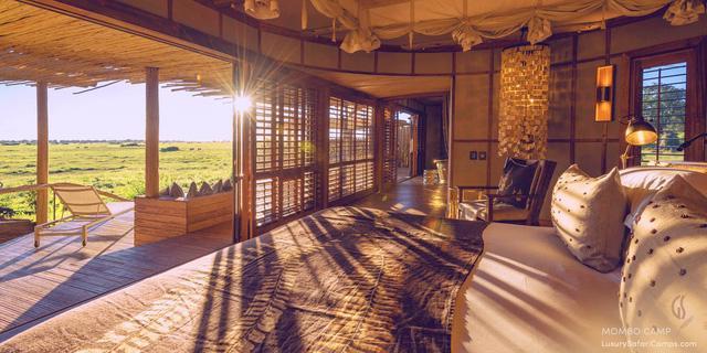 3 khu nghỉ dưỡng safari cho người yêu thiên nhiên - Ảnh 6.