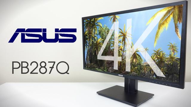 ASUS ra mắt bộ đôi màn hình máy tính chuẩn thiết kế - Ảnh 1.