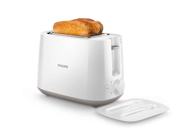 5 máy nướng bánh mỳ cho bữa sáng nhanh gọn - Ảnh 2.