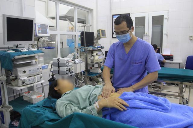 Cứu sống một bệnh nhân tắc mật cấp - Ảnh 1.