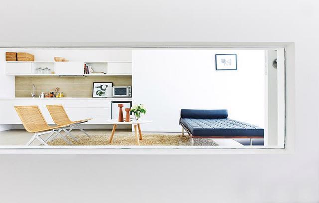 Nhà nghỉ cuối tuần phong cách tối giản - Ảnh 6.
