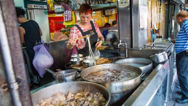 Món mỳ bò tạo nên bản đồ ẩm thực Đài Loan - Ảnh 5.