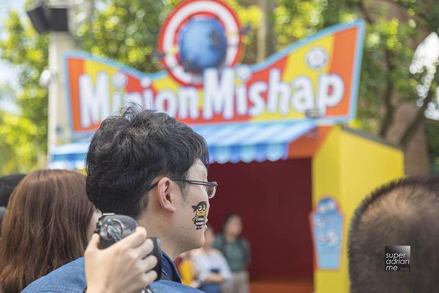 """""""Vui quậy"""" hết cỡ cùng Minion tại công viên Universal Studios Singapore - Ảnh 6."""