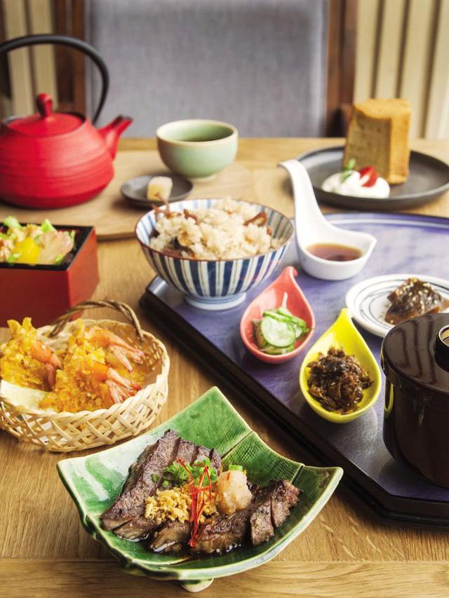 Miyama Modern Tokyo Restaurant – Điểm đến cho khẩu vị tinh tế - Ảnh 4.