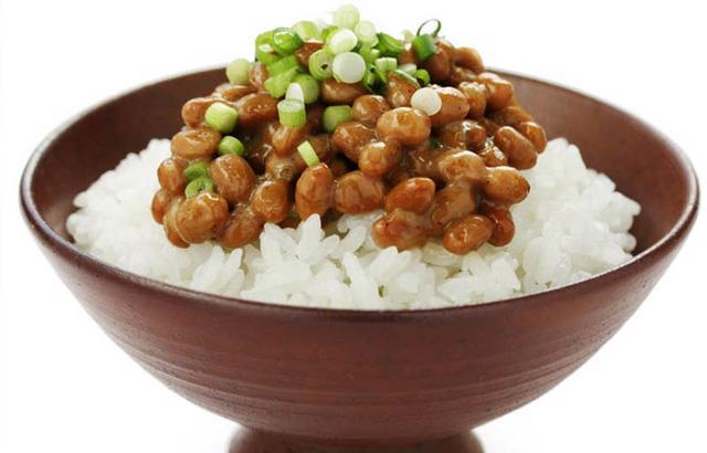 Natto- thực phẩm lên men tốt cho sức khỏe - Ảnh 1.