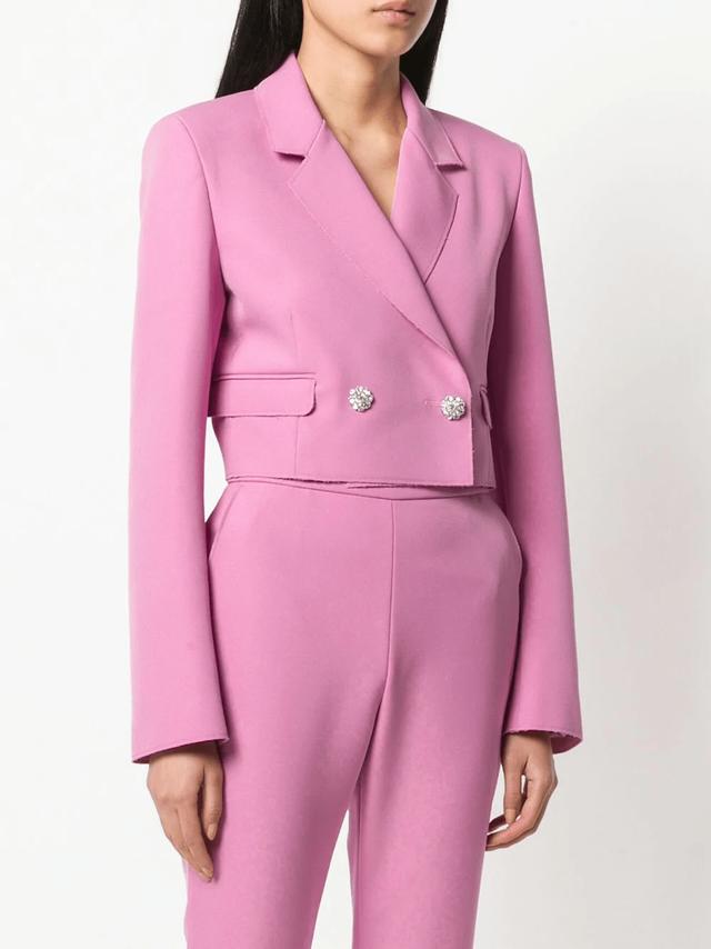 10 chiếc áo khoác màu hồng sẽ làm bừng sáng mùa đông - Ảnh 10.