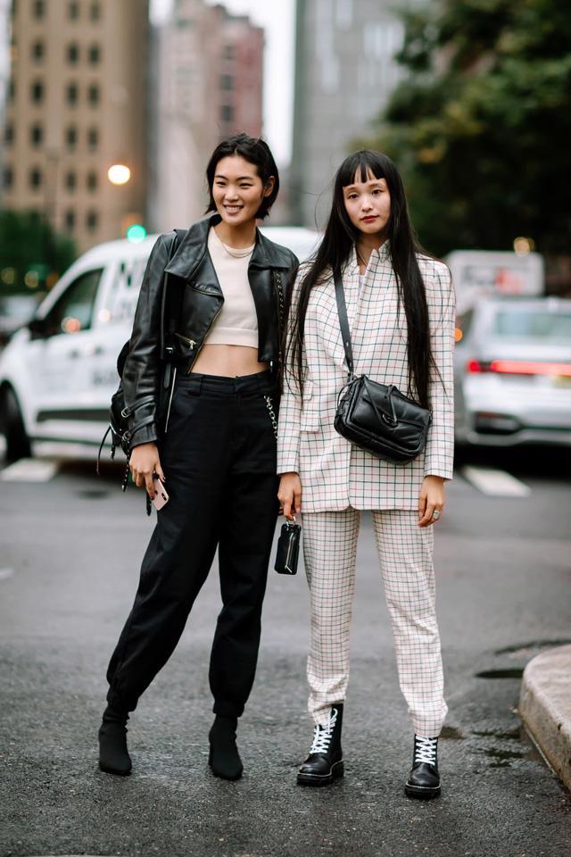 Những bộ cánh cá tính tại 2 ngày đầu New York Fashion Week - Ảnh 10.