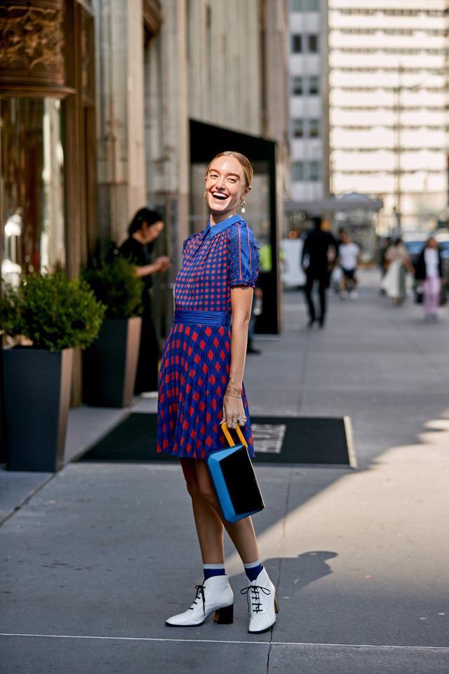 Những bộ cánh cá tính tại 2 ngày đầu New York Fashion Week - Ảnh 7.