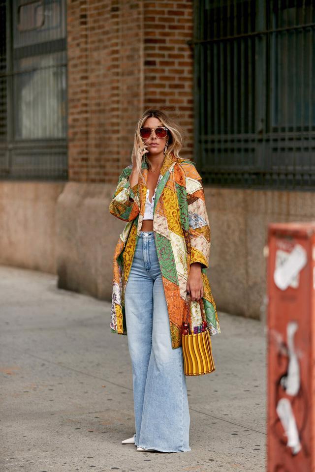 Những bộ cánh cá tính tại 2 ngày đầu New York Fashion Week - Ảnh 8.
