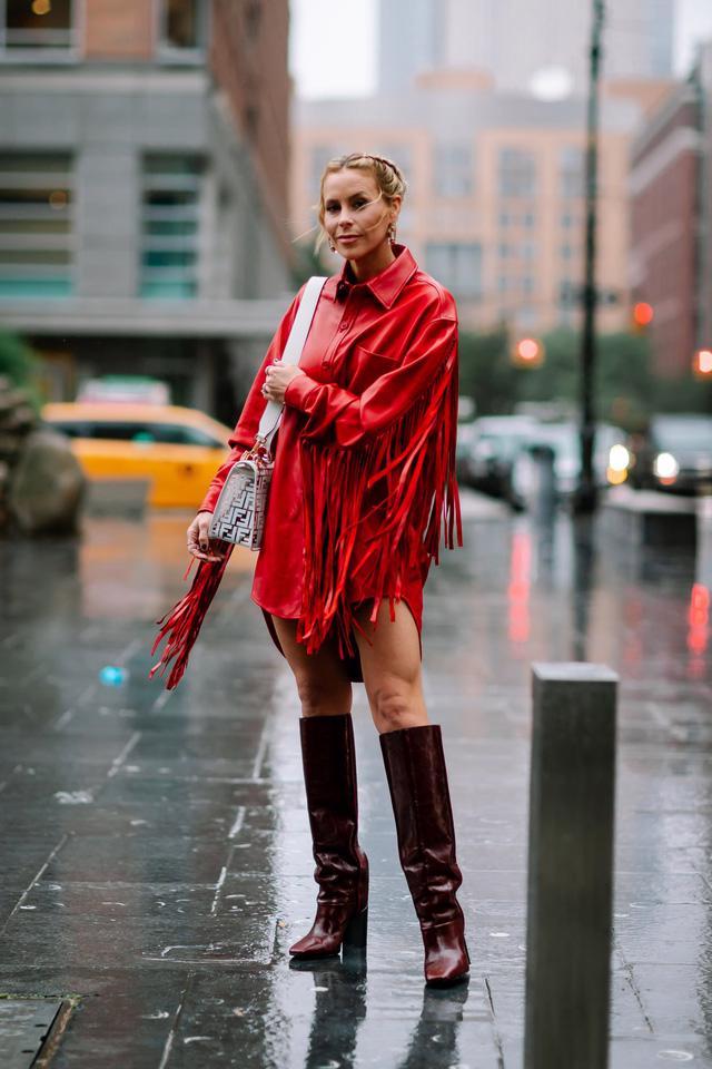 Những bộ cánh cá tính tại 2 ngày đầu New York Fashion Week - Ảnh 12.