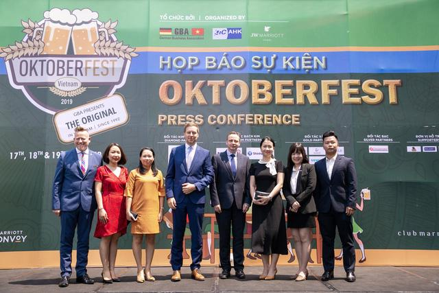 Háo hức chờ đón lễ hội bia Đức Oktoberfest 2019 - Ảnh 1.