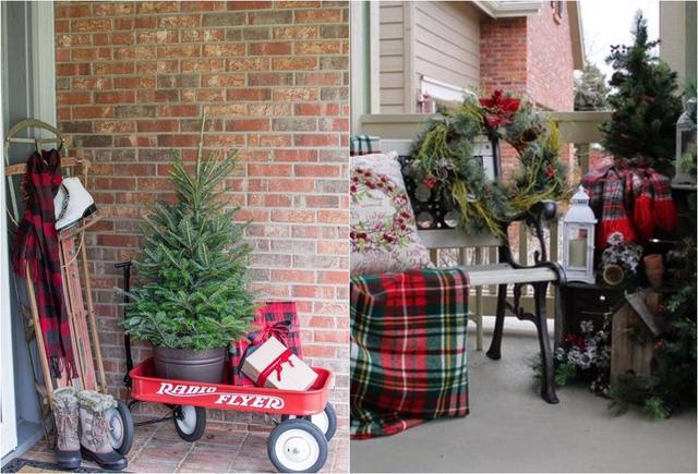 8 cách trang trí Giáng sinh tiết kiệm - Ảnh 4.