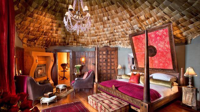 3 khu nghỉ dưỡng safari cho người yêu thiên nhiên - Ảnh 7.