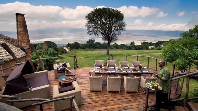 3 khu nghỉ dưỡng safari cho người yêu thiên nhiên - Ảnh 8.