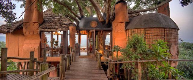 3 khu nghỉ dưỡng safari cho người yêu thiên nhiên - Ảnh 9.