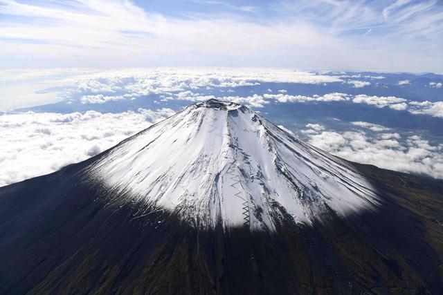 6 núi lửa nổi tiếng nhất tại Nhật Bản - Ảnh 1.
