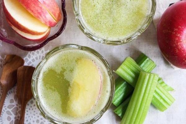 4 công thức nước ép cần tây giúp giảm cân - Ảnh 2.