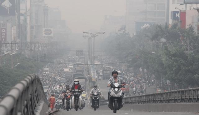 Ngoài tim và phổi, ô nhiễm không khí cũng ảnh hưởng đến thận - Ảnh 1.