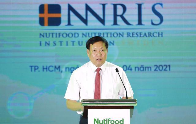 Nâng cao nhận thức về dinh dưỡng cho người dùng Việt - Ảnh 1.