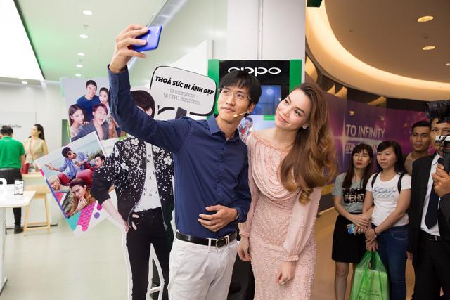 OPPO đẩy mạnh tấn công vào phân khúc smartphone cao cấp - Ảnh 1.