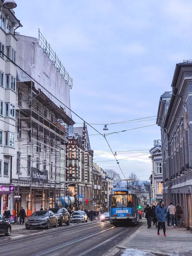 Oslo - không chỉ có mùa đông và cá trích - Ảnh 1.