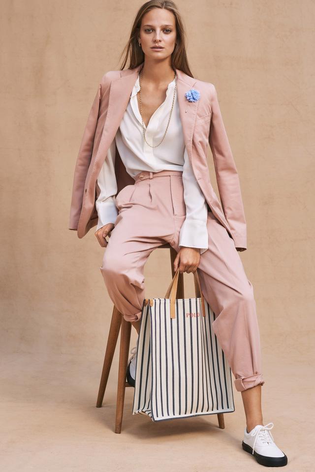 BST Xuân – Hè 2019 của Polo Ralph Lauren: những quý cô thanh lịch - Ảnh 1.