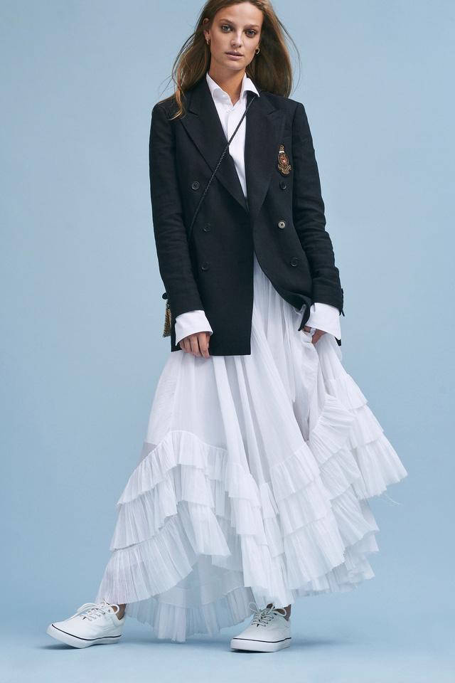 BST Xuân – Hè 2019 của Polo Ralph Lauren: những quý cô thanh lịch - Ảnh 16.