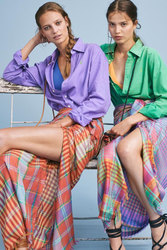 BST Xuân – Hè 2019 của Polo Ralph Lauren: những quý cô thanh lịch - Ảnh 11.