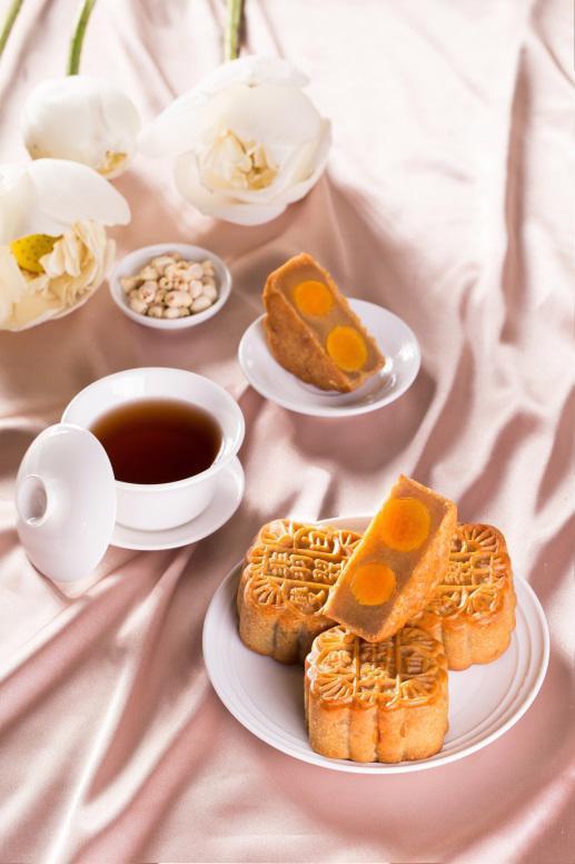 Bánh Trung Thu JW Marriott Hanoi – Món quà đặc biệt cho sức khỏe - Ảnh 1.