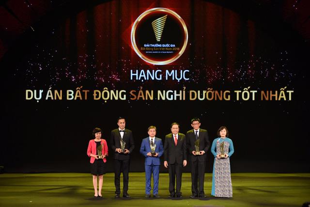 Silk Sapa Resort & Spa nhận giải thưởng Bất động sản nghỉ dưỡng tốt nhất - Ảnh 1.