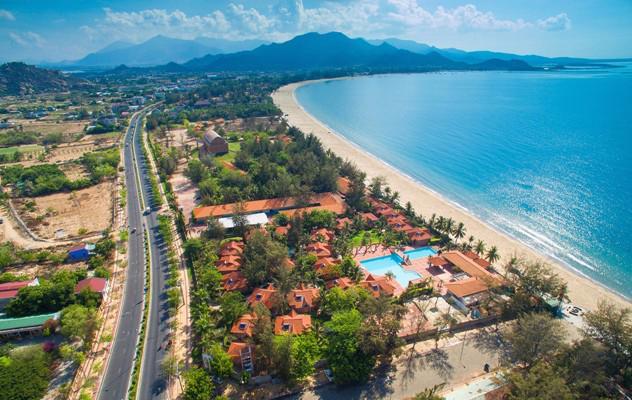 TTC Resort Premium Ninh Thuận: Vùng biển yên bình - Ảnh 1.