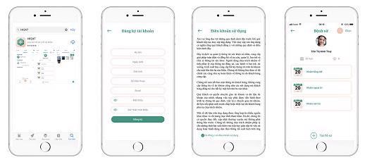 HR247 - ứng dụng quản lý và lưu trữ hồ sơ sức khỏe - Ảnh 1.