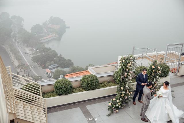 Talkshow tư vấn đám cưới trực tuyến đầu tiên tại Hà Nội - Ảnh 1.