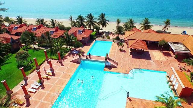 TTC Resort Premium Ninh Thuận: Vùng biển yên bình - Ảnh 3.