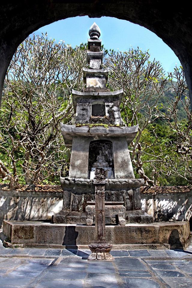 Cùng chiêm bái những di sản quý giá của chốn địa linh Yên Tử - Ảnh 3.