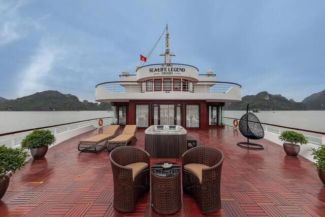 Kỳ nghỉ cuối tuần cùng Sealife Legend - Ảnh 3.