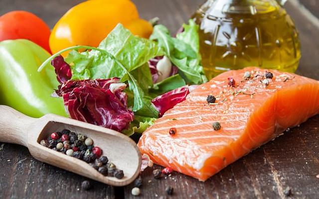 Nghiên cứu mới về chế độ ăn giúp giảm viêm - Ảnh 1.