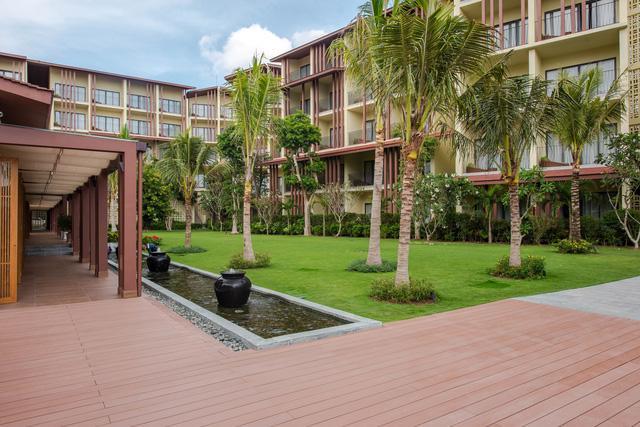 Dusit Moonrise Beach Resort: ngôi sao mới của đảo ngọc - Ảnh 1.